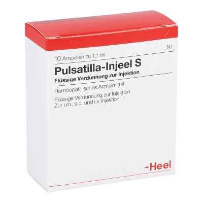 Pulsatilla Injeel S Ampullen  bei juvalis.de bestellen
