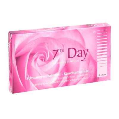 7 Th Day Schwangerschaftstest  bei juvalis.de bestellen