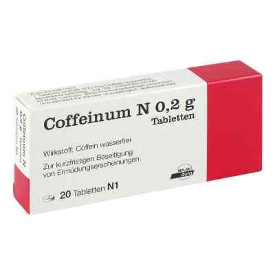 Coffeinum N 0,2g  bei juvalis.de bestellen