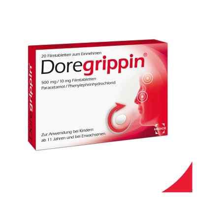 Doregrippin 500mg/10mg  bei juvalis.de bestellen