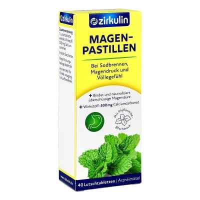 Zirkulin Magen-Pastillen  bei juvalis.de bestellen