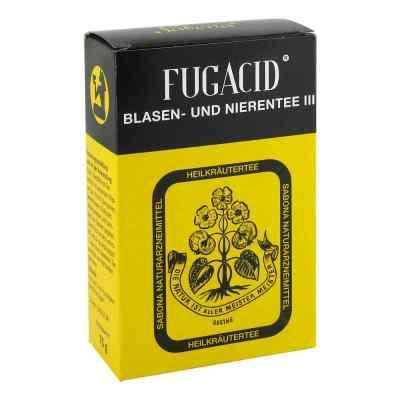 Fugacid Blasen- und Nierentee III  bei juvalis.de bestellen