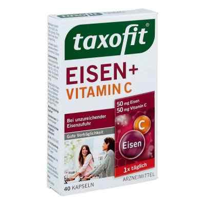 Taxofit Eisen Vitamin C Bei Juvalisde Bestellen