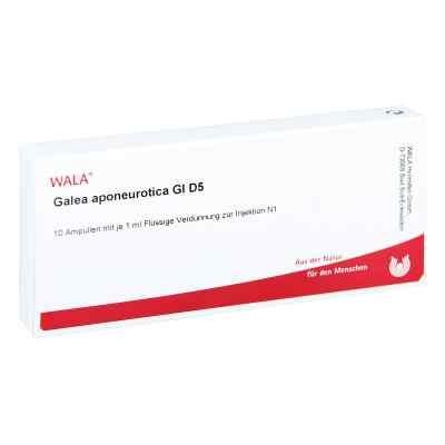 Galea Aponeurotica Gl D5 Ampullen  bei juvalis.de bestellen