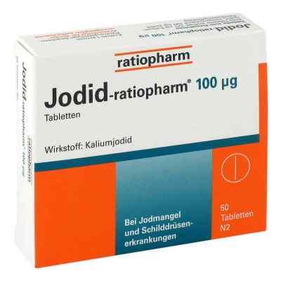 Jodid-ratiopharm 100μg  bei juvalis.de bestellen