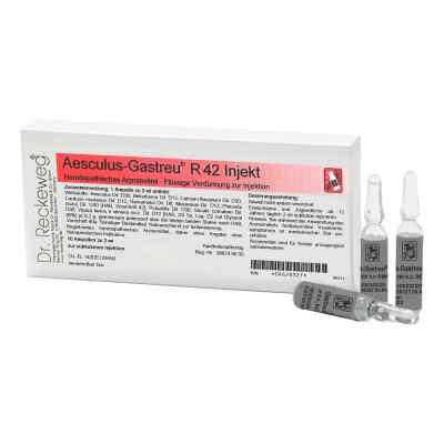 Aesculus Gastreu R 42 Injekt Ampullen  bei juvalis.de bestellen