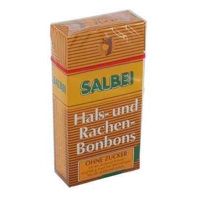 Salbei Hals und Hustenbonbons ohne  Zucker  bei juvalis.de bestellen
