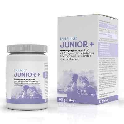 Lactobact Junior Pulver  bei juvalis.de bestellen