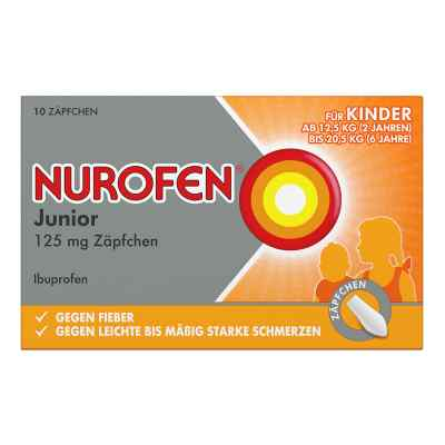 Nurofen Junior 125mg  bei juvalis.de bestellen