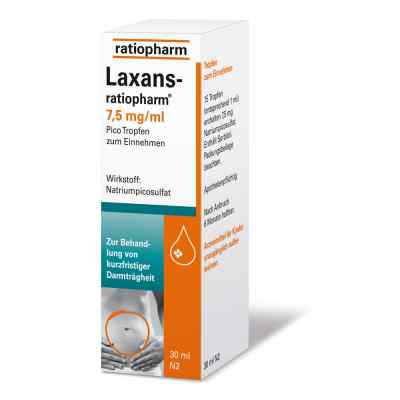 Laxans-ratiopharm 7,5mg/ml Pico  bei juvalis.de bestellen