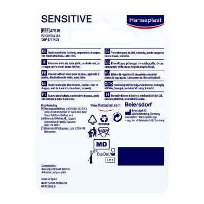Hansaplast Fixierpflaster sensitive 5mx1,25cm  bei juvalis.de bestellen