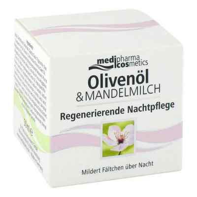 Oliven-mandelmilch regenerierende Nachtpflege  bei juvalis.de bestellen