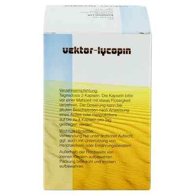 Vektor Lycopin Kapseln  bei juvalis.de bestellen