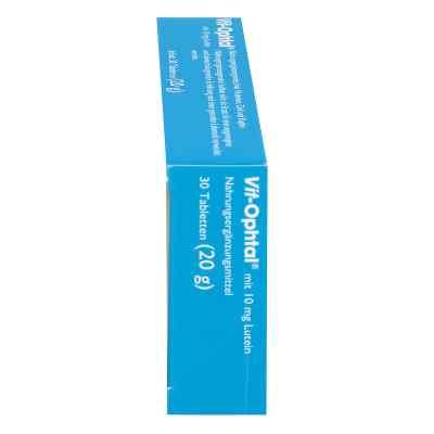 Vit Ophtal mit 10 mg Lutein Tabletten  bei juvalis.de bestellen