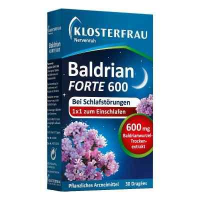 Nervenruh Baldrian Forte 600  bei juvalis.de bestellen