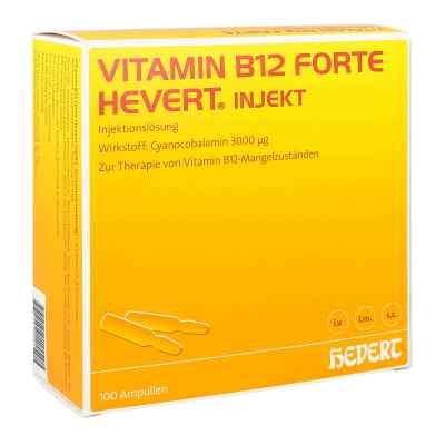 Vitamin B12 Hevert forte Injekt Ampullen  bei juvalis.de bestellen