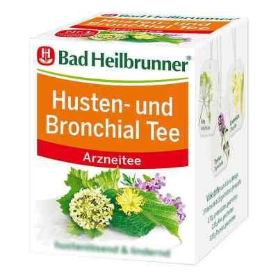 Bad Heilbrunner Husten- und Bronchial Tee N  bei juvalis.de bestellen