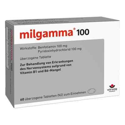 Milgamma 100 mg überzogene Tabletten  bei juvalis.de bestellen