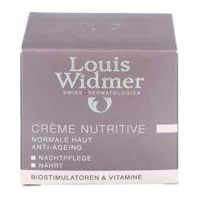 Widmer Creme Nutritive leicht parfümiert  bei juvalis.de bestellen