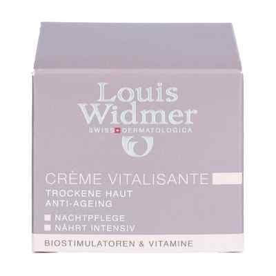 Widmer Creme Vitalisante leicht parfümiert  bei juvalis.de bestellen