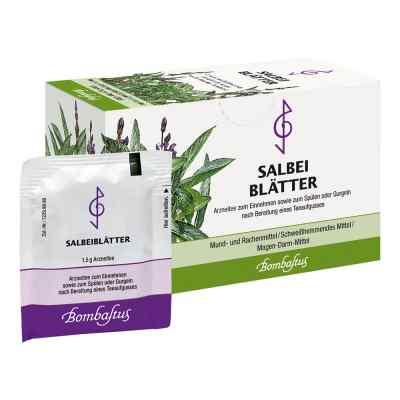 Salbeiblätter Tee Filterbeutel  bei juvalis.de bestellen