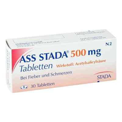 ASS STADA 500mg  bei juvalis.de bestellen