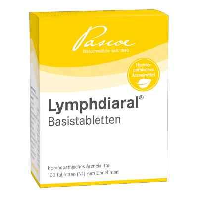Lymphdiaral Basistabletten  bei juvalis.de bestellen