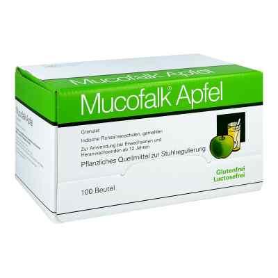 Mucofalk Apfel Beutel  bei juvalis.de bestellen