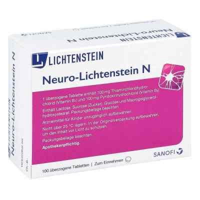 Neuro Lichtenstein N Dragees  bei juvalis.de bestellen