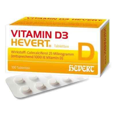 Vitamin D3 Hevert Tabletten  bei juvalis.de bestellen