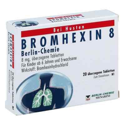 BROMHEXIN 8 Berlin-Chemie  bei juvalis.de bestellen