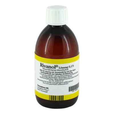 Rivanol Lösung 0,1%  bei juvalis.de bestellen