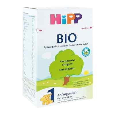 Hipp 1 BIO Anfangsmilch  bei juvalis.de bestellen