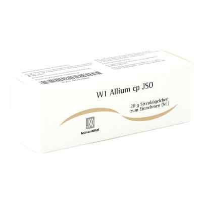Jso Jkh Darmmittel W 1 Allium cp Globuli  bei juvalis.de bestellen