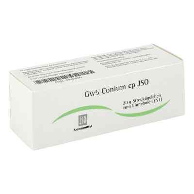 Jso Jkh Gewebemittel Gw 5 Conium cp Globuli  bei juvalis.de bestellen