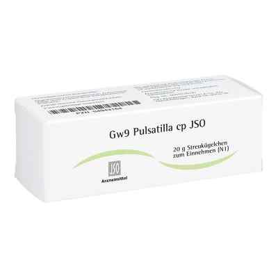 Jso Jkh Gewebemittel Gw 9 Pulsatilla cp Globuli  bei juvalis.de bestellen