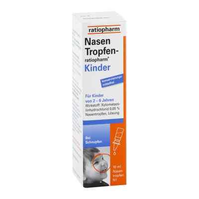 NasenTropfen-ratiopharm Kinder  bei juvalis.de bestellen