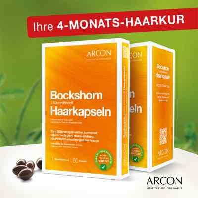 Bockshorn + Mikronährstoff Haarkapseln Tisane p  bei juvalis.de bestellen