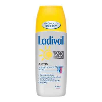 Ladival Sonnenschutzspray Lsf 20  bei juvalis.de bestellen