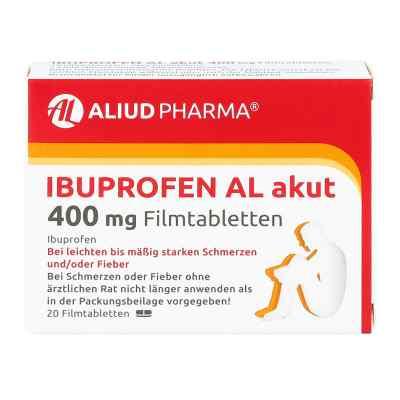 Ibuprofen AL akut 400mg  bei juvalis.de bestellen