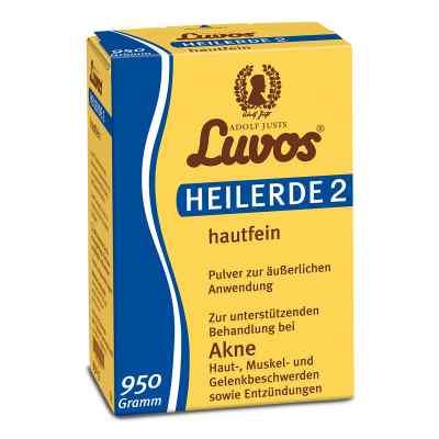 Luvos Heilerde 2 hautfein  bei juvalis.de bestellen