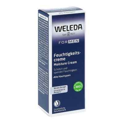 Weleda Feuchtigkeitscreme für den Mann  bei juvalis.de bestellen