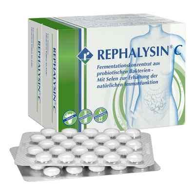 Rephalysin C Tabletten  bei juvalis.de bestellen