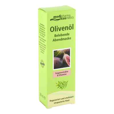 Olivenöl belebende Abendmaske  bei juvalis.de bestellen