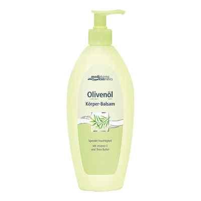 Olivenöl Körper-balsam im Spender  bei juvalis.de bestellen