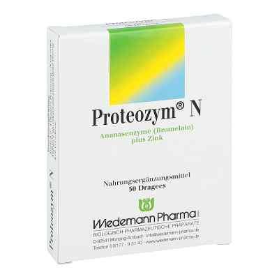 Proteozym N Dragees  bei juvalis.de bestellen
