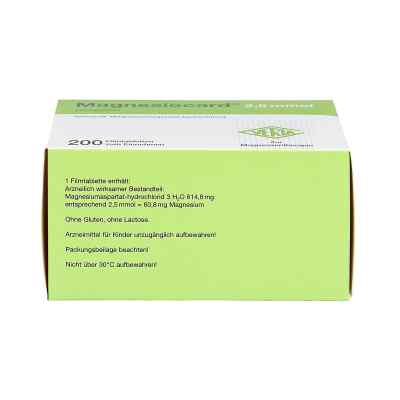 Magnesiocard 2,5 mmol Filmtabletten  bei juvalis.de bestellen