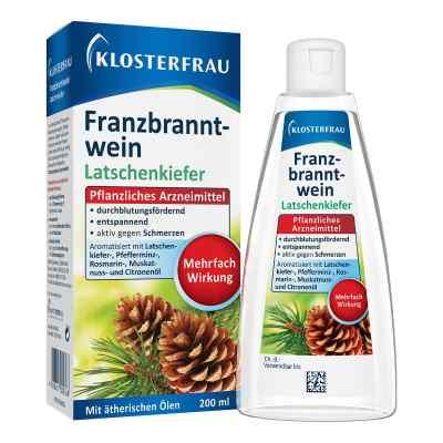 Klosterfrau Franzbranntwein Latschenkiefer  bei juvalis.de bestellen