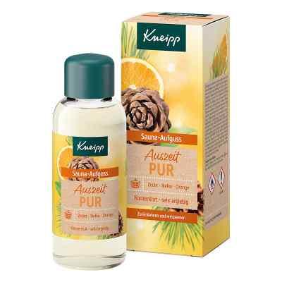 Kneipp Sauna Aufguss Auszeit Pur  bei juvalis.de bestellen