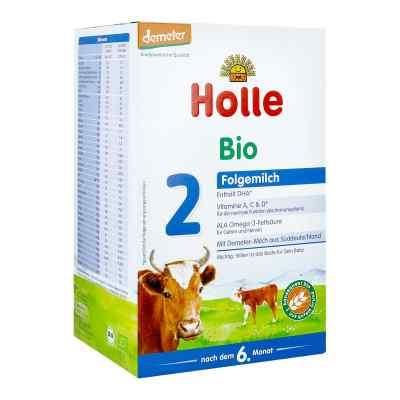 Holle Bio Säuglings Folgemilch 2  bei juvalis.de bestellen